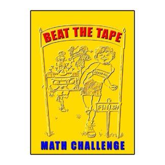 Beat the Tape Math Challenge