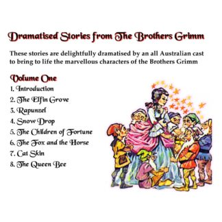 Brothers Grimm Volume One Cover