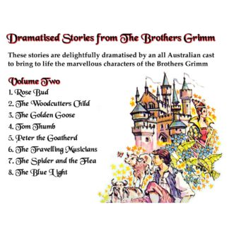 Brothers Grimm: Volume Two Cover