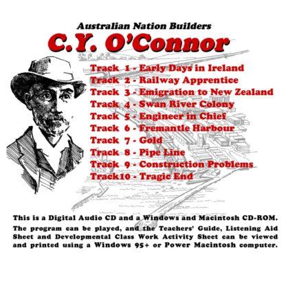 Australian Nation Builders: C.Y. O'Connor
