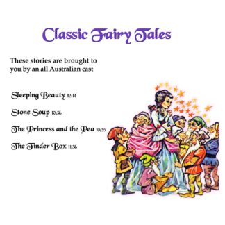 Classic Fairy Tales cover