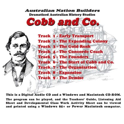 Australian Nation Builders: Cobb and Co.