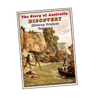 Discovery: Story of Australia History Projects