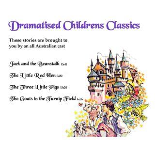 Dramatised Childrens Classics cover