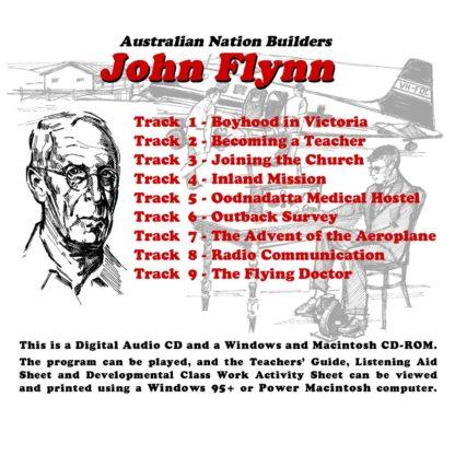 Australian Nation Builders: John Flynn