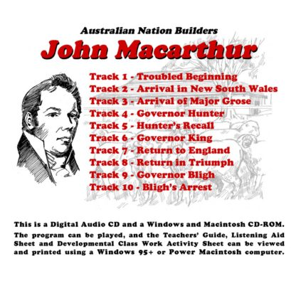 John Macarthur: Australian Nation Builders