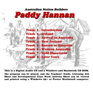 Australian Nation Builders: Paddy Hannan