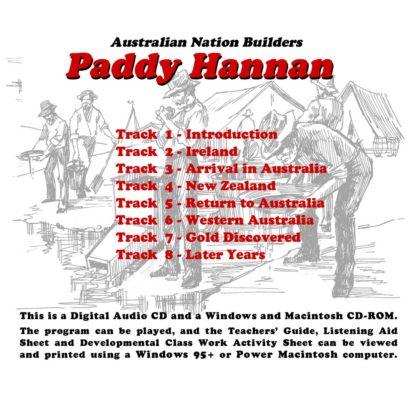 Australian Nation Builders: Paddy Hannan