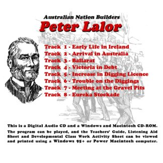 Australian Nation Builders: Peter Lalor