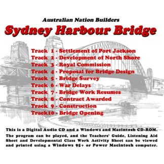 Australian Nation Builders: Sydney Harbour Bridge