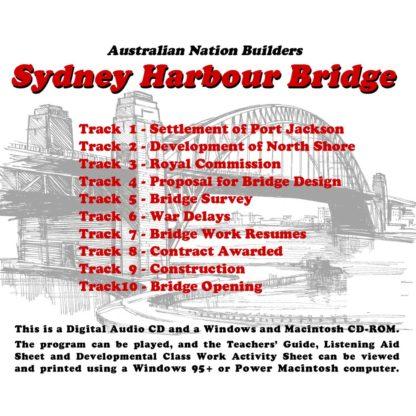 Australian Nation Builders: Sydney Harbour Bridge