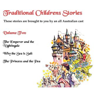 Traditional Childrens Stories Volume Two Cover