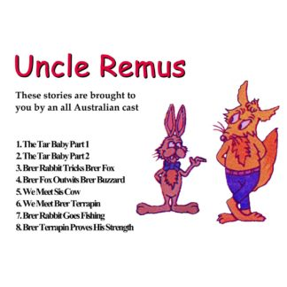 Uncle Remus cover